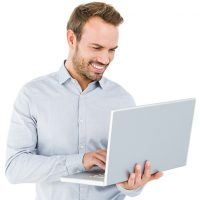 service person laptop v1